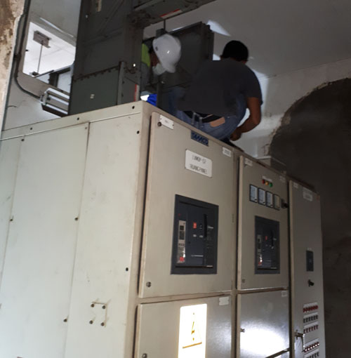 install busduct (1)