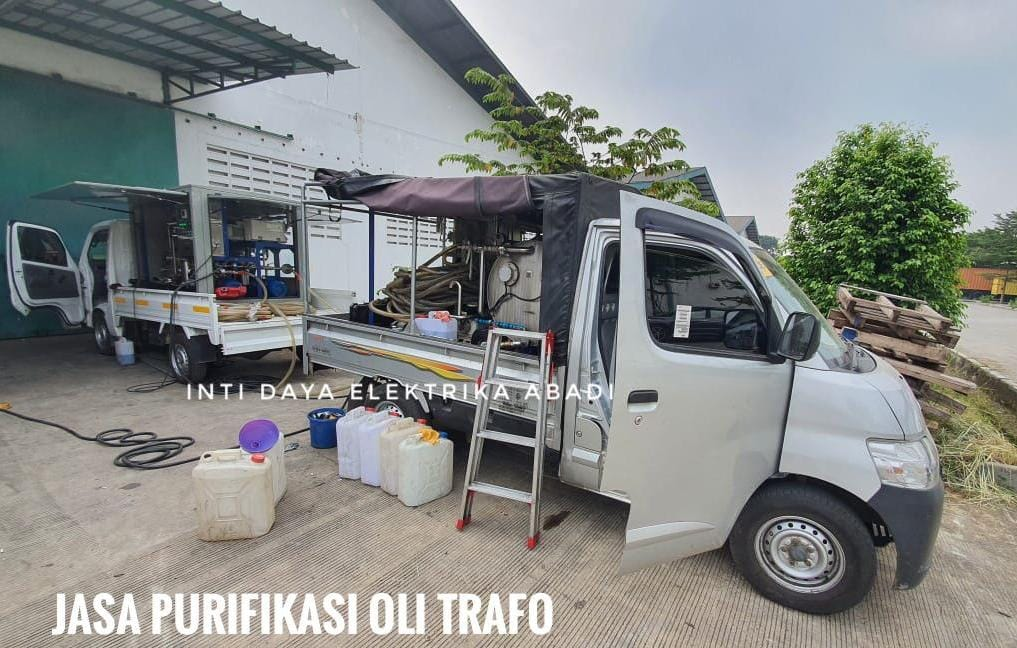 PURIFIKASI OLI TRANSFORMER